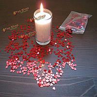 500шт формы сердца бросали конфетти свадебный стол украшения свадебные товары для дома