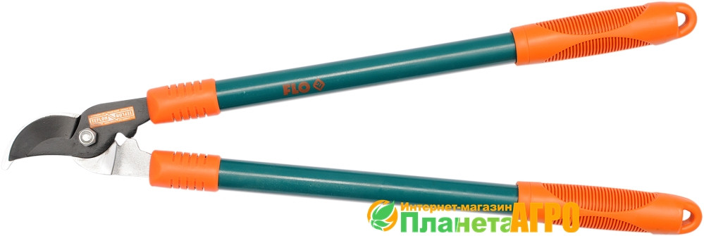Сучкорез садовый 535 мм, O25 мм, Flo 99103