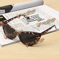 Унисекс модные солнцезащитные очки кошка глаз солнцезащитные очки прохладный обычный