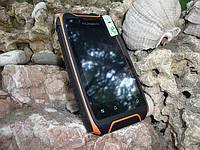 Смартфон Противоударный HUMMER H1+ Оранжевый, фото 1