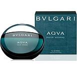 Bvlgari AQUA pour Homme edt 30 ml туалетная вода мужская (оригинал подлинник  Италия), фото 4