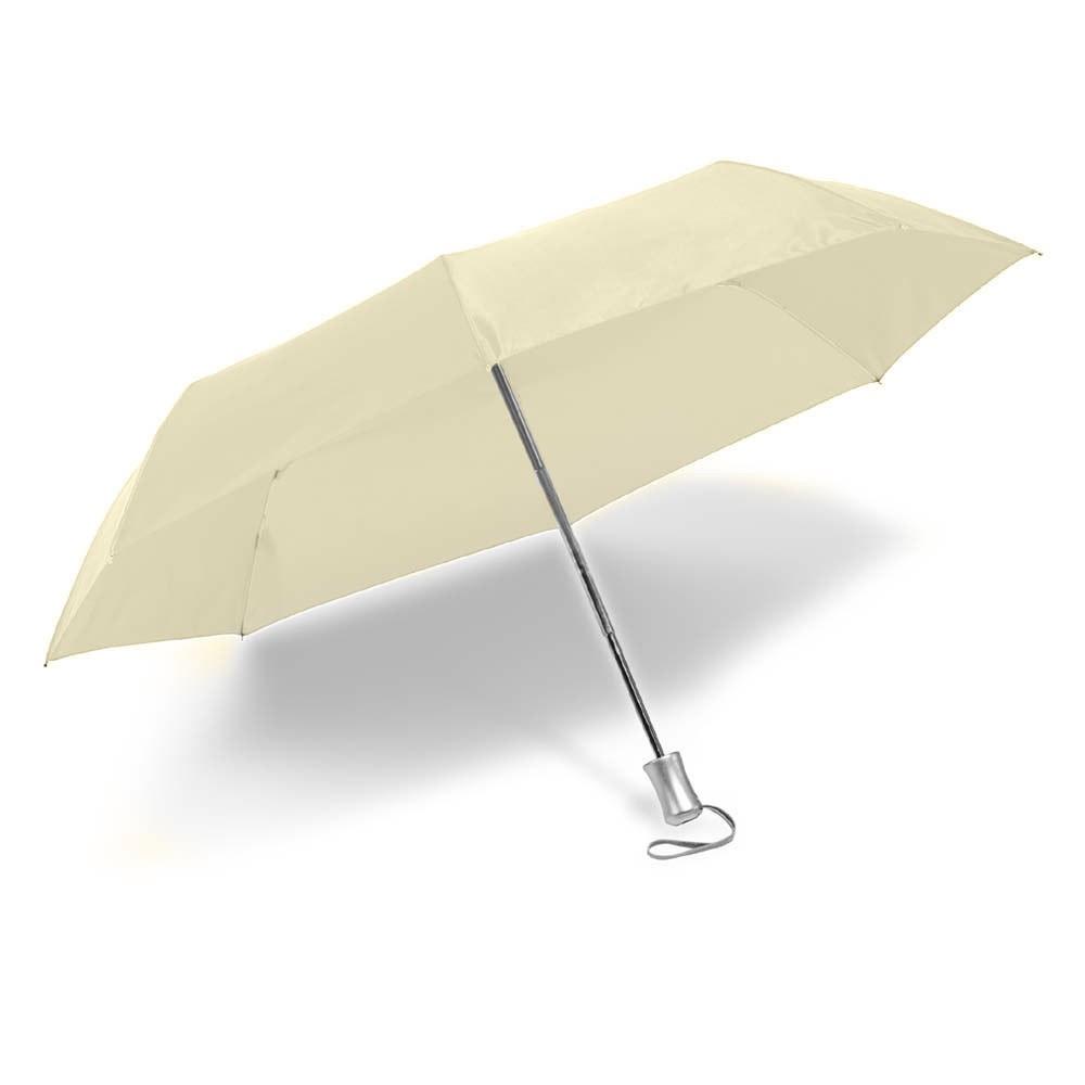 Зонт складной под нанесение логотика, автоматический, Бежевый