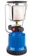 Фонарь на газовый баллон 500 грамм Nurgaz c пьезорозжигом, под резьбовое соединение