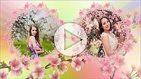 Шаблоны слайд-шоу «Весна пришла»
