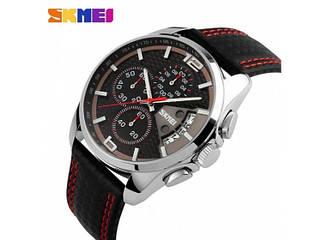 Часы мужские Skmei Spider 9106 Red