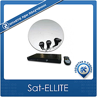 Комплект на 3 спутника для 2-х ТВ Базовый SD2+