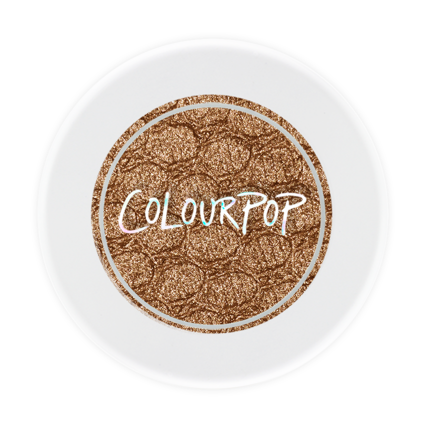 Тени для век ультра глиттер ColourPop Super Shock - Blaze