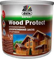 Wood Protect 0.75 л. Махагон, фото 1