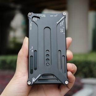 Чехлы для iPhone 5 5S Durable Metal Arachnophobia