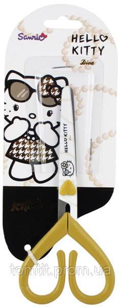 """Ножницы """"Hello Kitty Diva"""" с рисунком на лезвии, 13 см"""