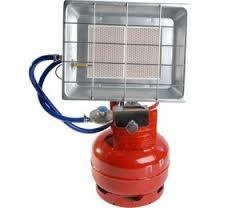Газовая горелка (обогреватель) инфракрасного излучения