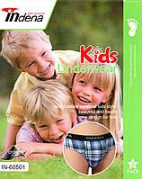 Трусы детские подросток плавки х/б Indena от 7 до 15 лет IN-60501 ТДП-1