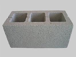 Шлакоблок 20*20*40 (стеновой)