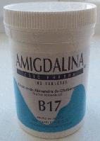 Амигдалин,  В-17, Cyto Pharma, Amygdalin, vitamin B-17, 500 mg, 100tabl