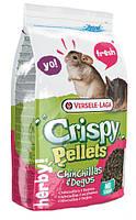 Versele-Laga Crispy Pellets Chinchilla Корм в гранулах для шиншилл и дегу