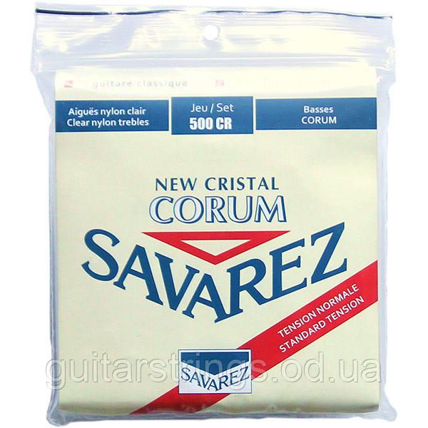 Струны Savarez 500CR Corum New Crystal Normal tension