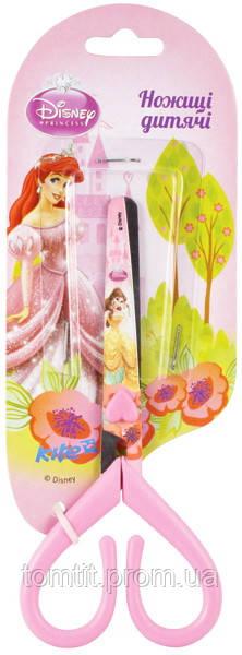 """Ножницы """"Princess"""", 13 см, с рисунком на лезвии"""