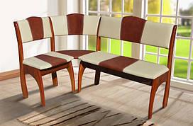 Кухонный уголок Омега Микс-Мебель 1750х1300 мм