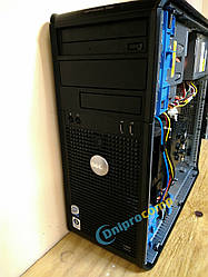 Брендовый бу компьютер Dell Optiplex 755