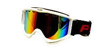 Маска очки горнолыжные Polizia