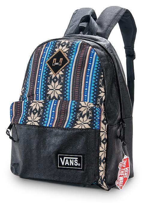 Купить Рюкзак Vans (Ванс) Backpack Realm (BR12) в интернет магазине ... e84d5340108