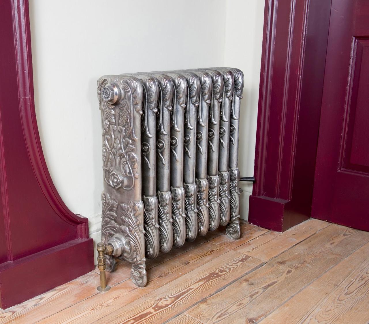 Англійський чавунний радіатор ретро Carron Chelsea