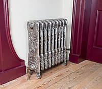 Англійський чавунний радіатор ретро Carron Chelsea, фото 1