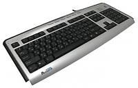 Клавиатура A4Tech KLS-23MU Silver/Black PS/2
