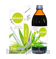 Сок алоэ лечебный, 1 л (Пластмассовая бутылка)