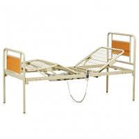 Кровать металлическая с электромотором (4секции)