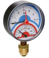 Термоманометр 6 bar