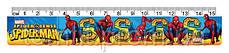 """Лінійка пластикова """"Spider-Man"""" (""""Людина-Павук""""), 15 см"""
