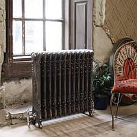Английский чугунный радиатор ретро Carron Verona