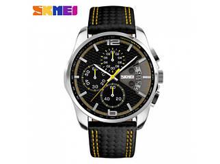 Часы мужские Skmei Spider 9106 Yellow
