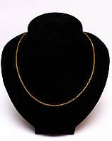 Золотая цепочка Якорная 115519
