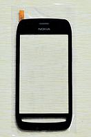 Оригинальный тачскрин / сенсор (сенсорное стекло) для Nokia Lumia 710 (черный цвет)