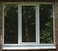 Поворотно-откидное трехчастное окно VIGRAND 3 кам 2100*1400, фото 1