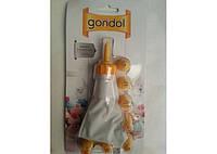 Мешок кондитерский с насадками Gondol