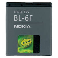 Аккумулятор АКБ Нокиа BL-6F (N95 8gb, N78, N79), фото 1