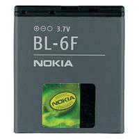 Акумулятор АКБ Nokia BL-6F (N95 8gb, N78, N79), фото 1