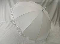 Зонт - трость свадебный с 12 спицами № 8126 от Swifts
