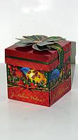 Упаковка новогодняя и праздничная  синяя - 20-88*2