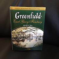 Чай Greenfield Earl Grey Fantasy 100 гр (16 шт.)