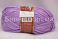 Акриловая пряжа Светло-фиолетовый