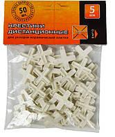 Набор дистанционных крестиков для плитки 4,0мм ПТ-9204