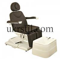 Педикюрно-косметологическое кресло ZD-848-3A
