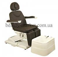 Кресло педикюрно-косметологическое  ZD-848-3A