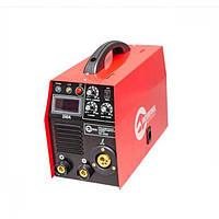 Сварочный полуавтомат инверторного типа комбинированный   230 V  30 - 250 А  7.1 кВт INTERTOOL