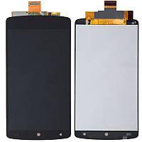 Дисплей для мобильных телефонов LG D820 Nexus 5 Google, D821 Nexus 5 Google, черный, с сенсорным экраном