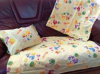 Детский комплект в кроватку  Angry Birds